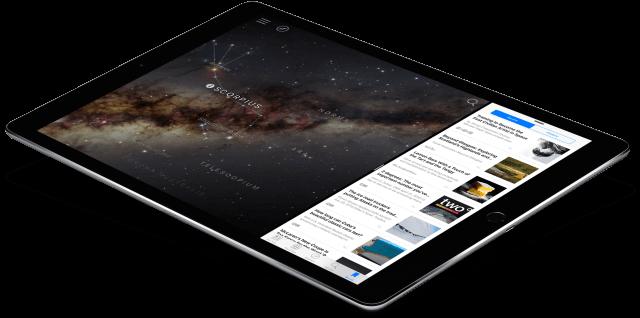 Nuevas funciones en iPad