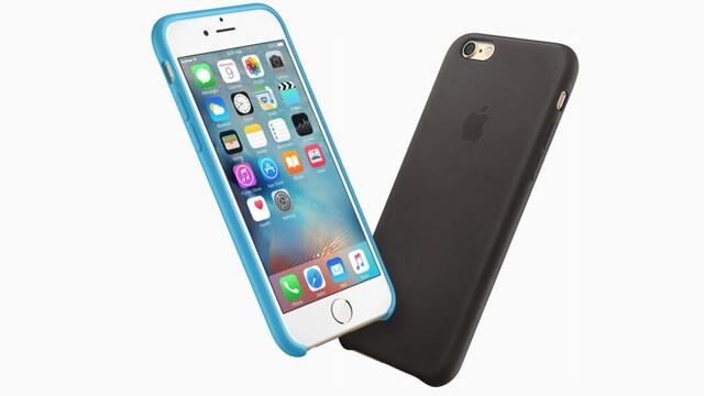 Nuevos case de iPhone 6S y iPhone 6S Plus serviran para sus antecesores