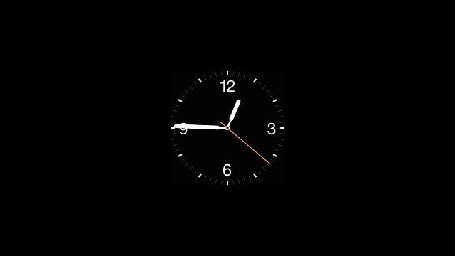 Protector de pantalla de Apple Watch para Mac OS X