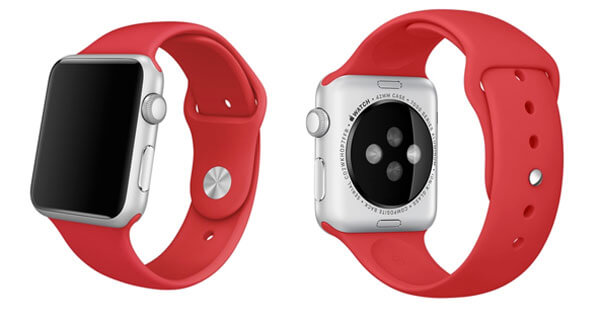 Nuevas Bandas RED para Apple Watch