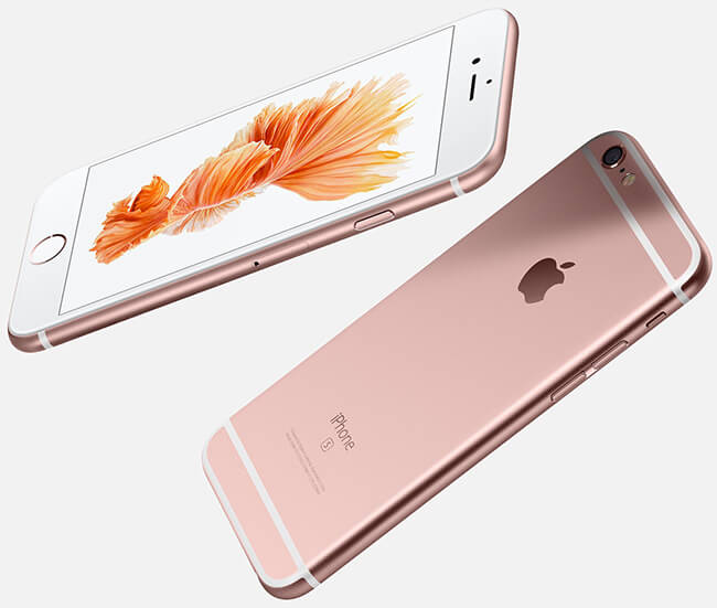 Se espera que la opción de adquirir el iPhone 6S Plus sea limitada - copia