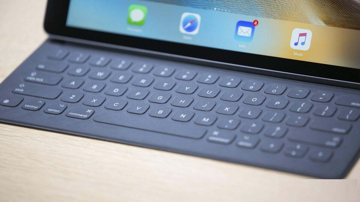 Smart Keyboard, resistente ante todo tipo de accidentes