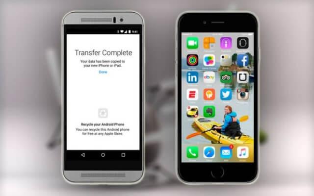 como permitir enlazar las aplicaciones que estén disponibles en iOS