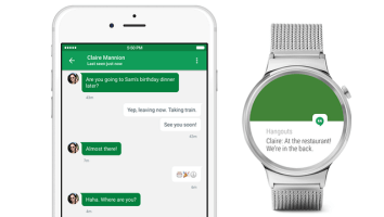 iPhone con Android Wear