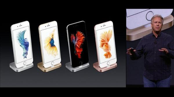 Cada modelo contará con el color correspondiente de sus dock.
