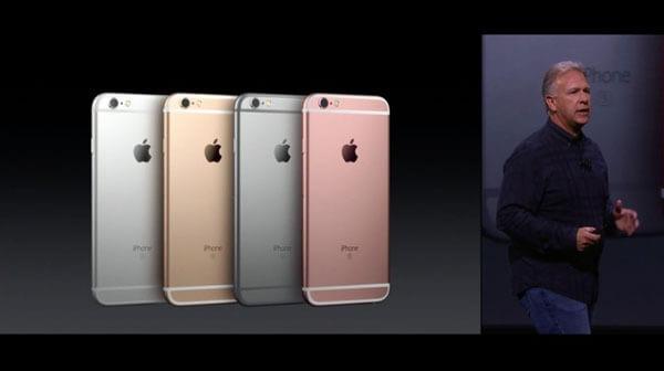 Colores disponibles: Gris - Dorado - Gris Espacial - Rosa