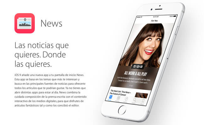 Apple ha desactivado su aplicación News en China, debido a las regulaciones establecidas por parte del gobierno local.