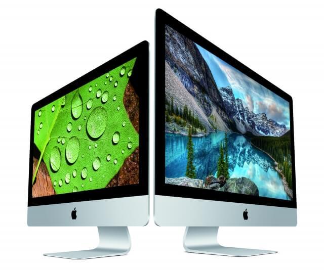 Apple hace nuevo lanzamiento y actualización de su iMac
