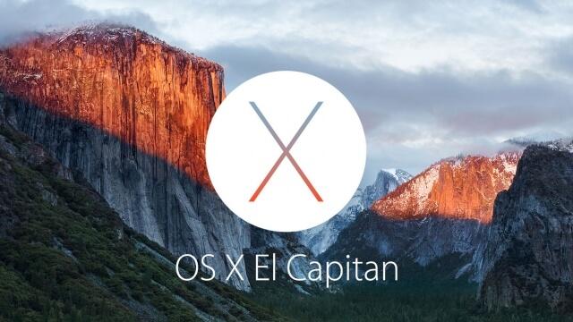 Apple lanza el beta 4 de OS X El Capitan 10.11.1