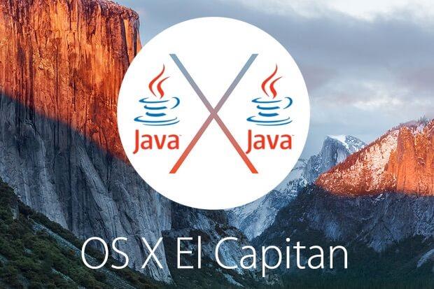 Como instalar Java en OS X El Capitan