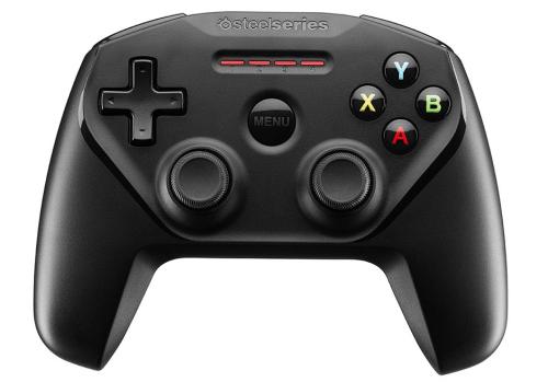 Control inalámbrico SteelSeries Nimbus para juegos