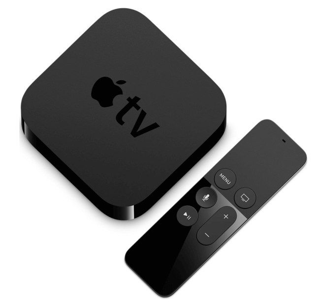 El Apple TV 4 ya está disponible en el mercado