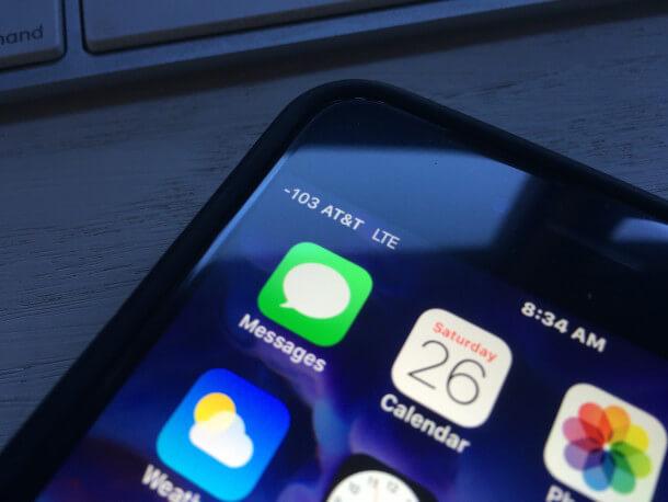 Intercambio de tarjeta SIM en un iPhone 6s desbloqueado