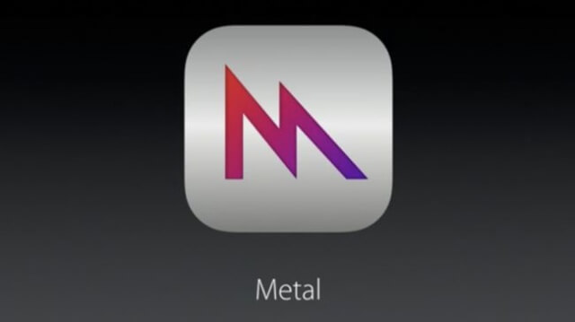 Metal graphics