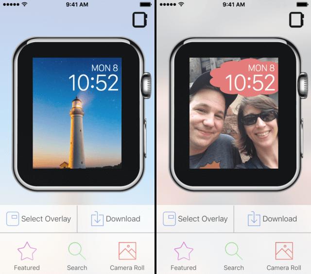 Nueva aplicación para el Apple Watch que te permitirá personalizarlo aun más