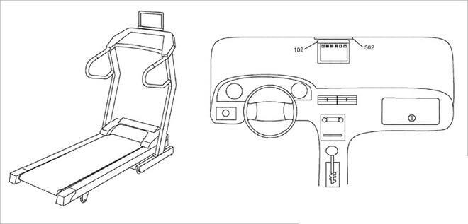 Nueva patente de Apple muestran grandes innovaciones
