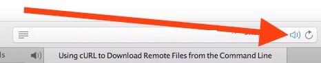 Silenciar todas las pestañas en Safari desde tu Mac