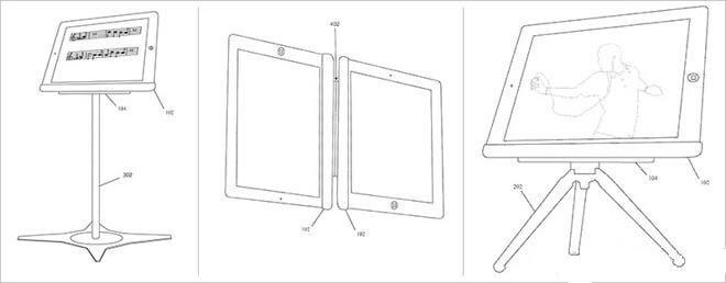 el iPad podrá ser capaz de conectarse a una gran variedad de soportes