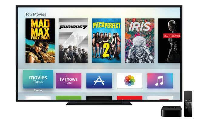 esta apoyara a aplicaciones de terceros en su lanzamiento oficial como HBO, Netflix, Showtime y Hulu