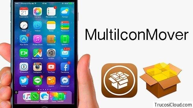 10. MultiIconMover