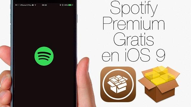 Anywhere: Activa la versión Premium de Spotify en iOS 9