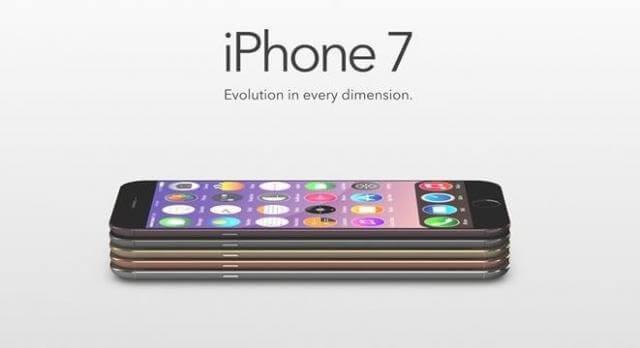 Apple Experimenta con 5 modelos del iPhone 7
