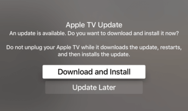 Apple Update
