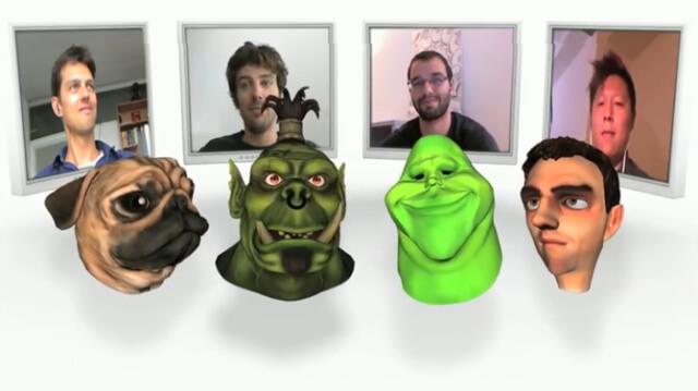 """Apple confirma la adquisición de la compañía """"FaceShift"""""""