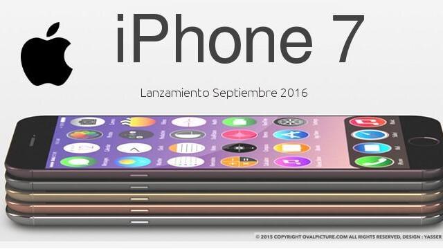 Apple  esta considerando el lanzamiento del IPhone 7 para el proximo año 2