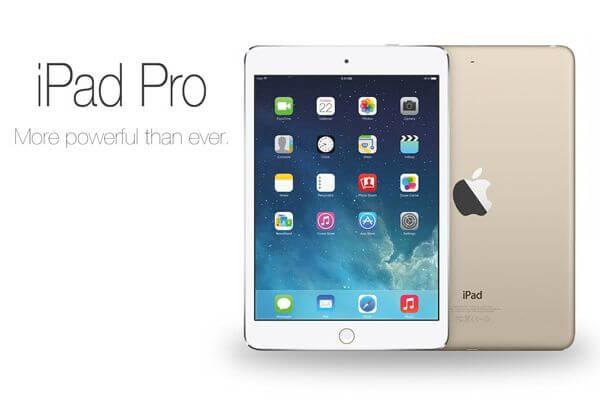 Apple pública  solución contra  una falla del iPad Pro