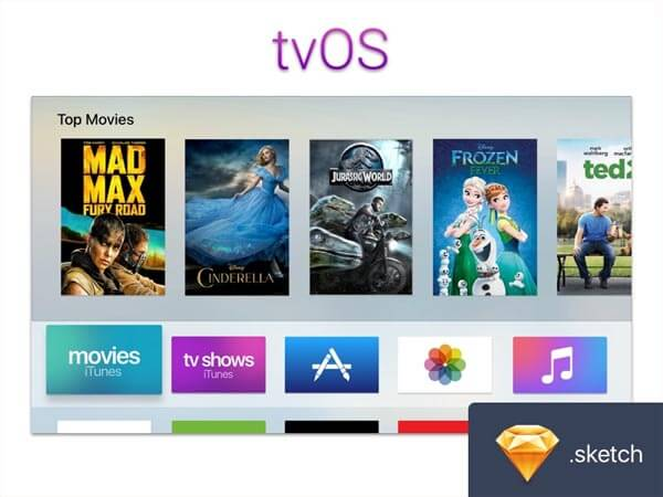 Apple revela la actualizacion TVOS 9.0.1 para su televisor