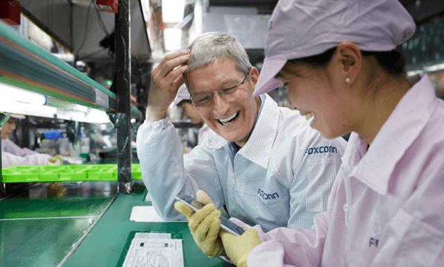 Cambio en la cultura de Apple