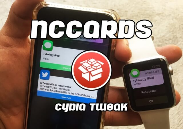 Diseño de NCCards y watchOS