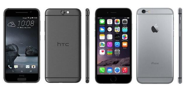 El video comercial de HTC demuestra la riña que tiene en contra de iPhone