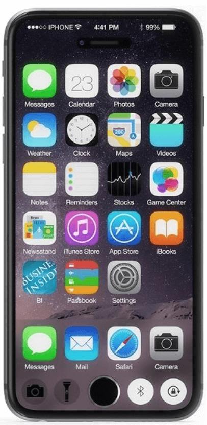 FullScreen Un  nuevo concepto que va dirigido al iPhone 7 [Video]