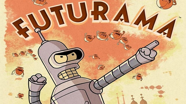 Futurama - Game of Drones