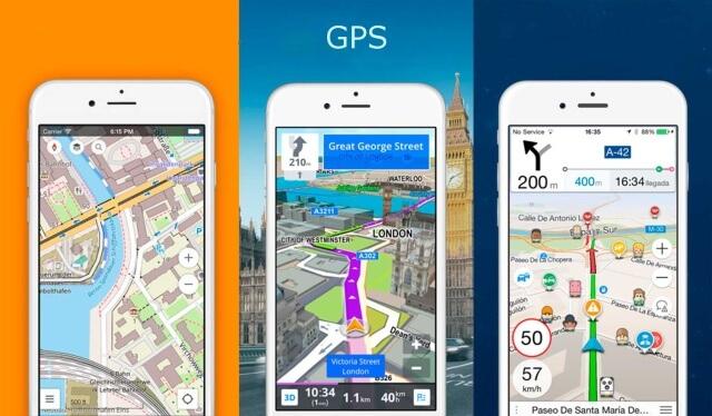 GPS  localizador