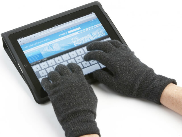 Glove Touch iPad