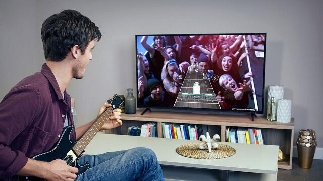 Guitar Hero Live ya está disponible para el Apple TV