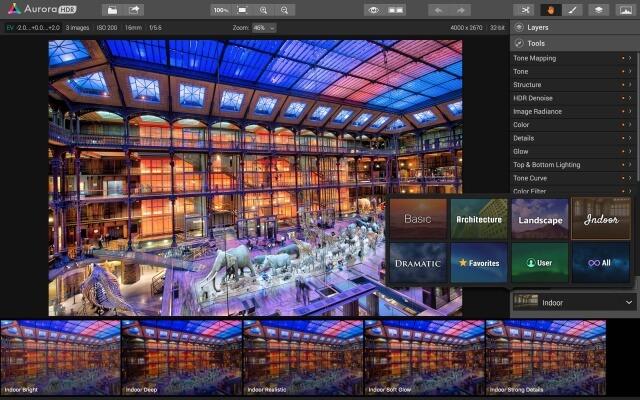 MacPhun anuncia la salida de Aurora HDR, una nueva aplicación para la edición de fotos