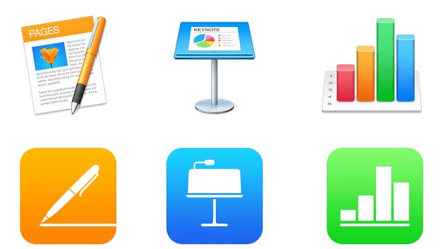 Nueva actualización de iWork fue lanzada el día de hoy por Apple - copia