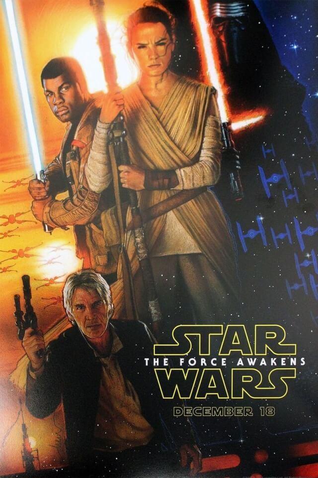 Nueva pelicula de Star War Utiliza Faceshift