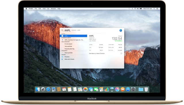 OS X El Capitan Beta 5