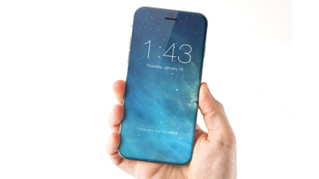 Pantalla AMOLED iphone 7