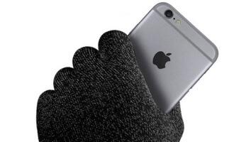 Glove Touch nos permitirá usar el iPhone con guantes