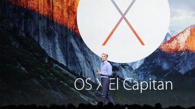 Segunda beta del OS X 10.11.2 se encuentra disponible para desarrolladores