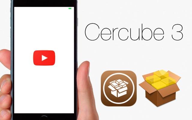 Cercube 3: Descarga videos de YouTube