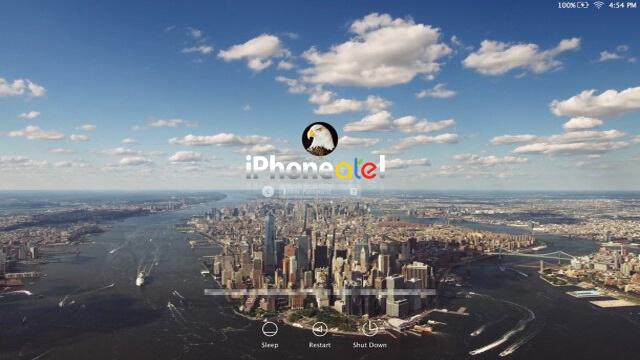 Cómo personalizar personalizar el fondo de inicio de sesión en OS X