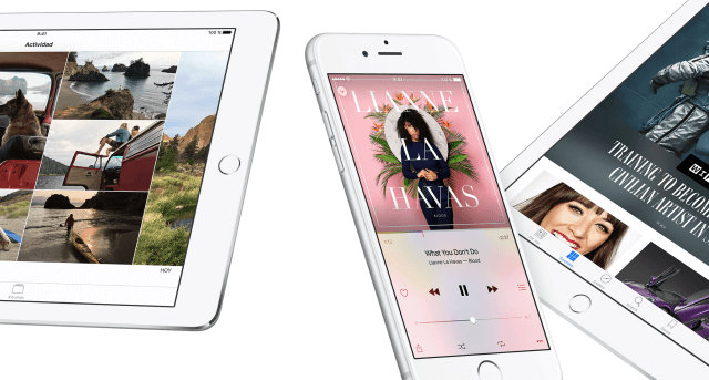 iOS 9.2 disponible para iPhone, iPad y iPod Touch