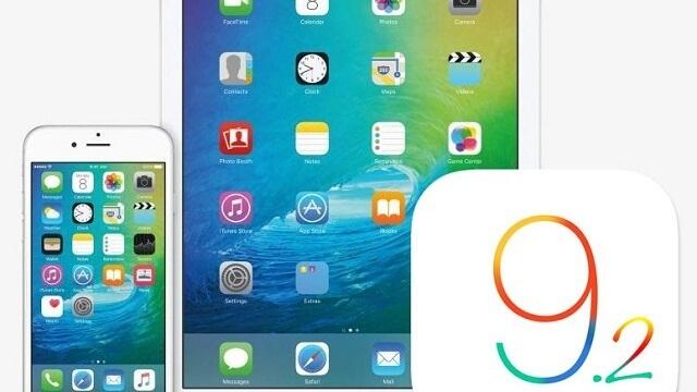 iOS 9.2 beta 4 para desarrolladores